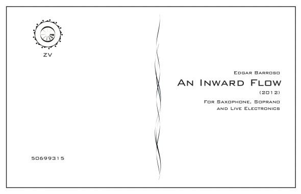 AN INWARD FLOW by Edgar Barroso