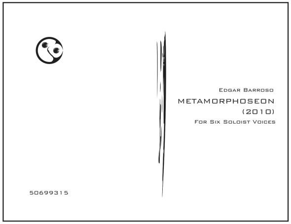 METAMORPHOSEON by Edgar Barroso