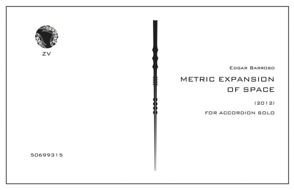 METRIC EXPANSION OF SPACE by Edgar Barroso