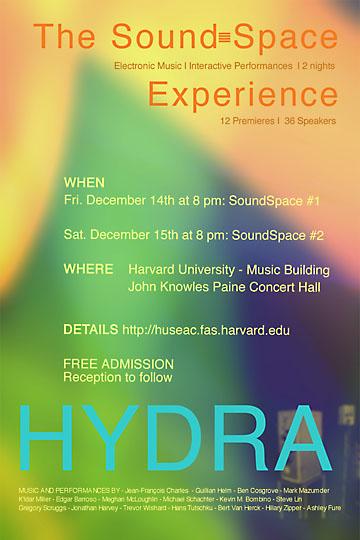 Hydra December 2007