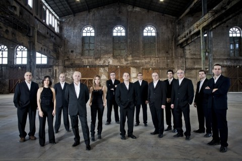 "AION presented by the ""Grup Instrumental de Valencia"" at Circulo de Bellas Artes de Madrid"