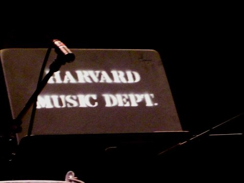 "Premiere of ""ACU"" at Harvard University John Knowles Paine Hall – Diffuse by the HYDRA Speaker Orchestra"