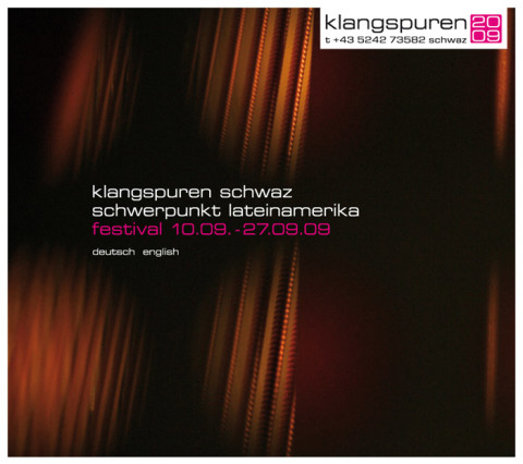 Most recent works of young mexican composers / Kapsis for flute solo at Klangspuren 2009 – Austria