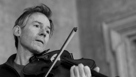 """Garth Knox plays """"Catalyst"""" at  """"DISCANTUS NEW MUSIC FESTIVAL"""" Teatro de la Ciudad – Puebla / México / October 28"""
