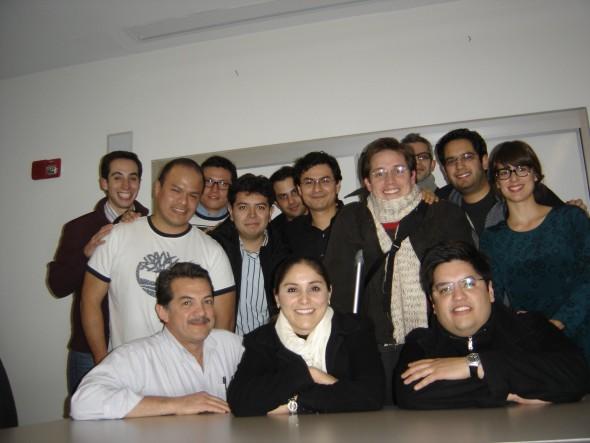 Edgar Barroso Interdisciplinary group at Harvard