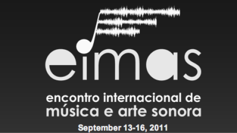 """Binary Opposition"" at the ""EIMAS"" Encuentro Internacional de Música y Arte Sonoro, Brazil"