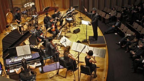 """Kuanasi Uato"" by Edgar Barroso performed by the Argento Chamber Ensemble – Conducted by Michel Galante / Boston, MA – October 2012"