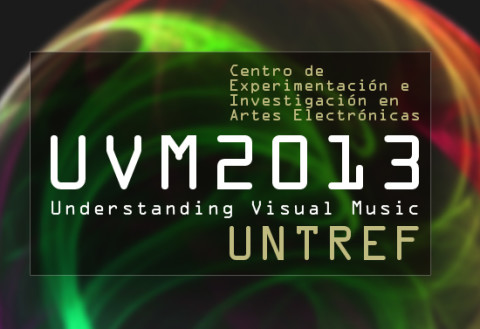 """Binary Opposition"" Selected at the INTERNATIONAL CALL – SYMPOSIUM Understanding Visual Music – UVM 2013 in Buenos Aires, Argentina"