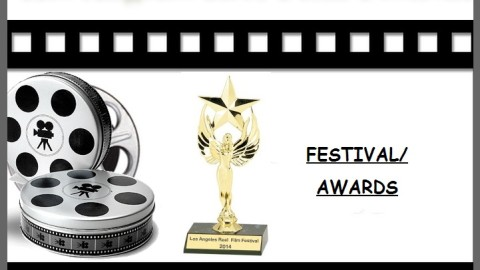 """Kapsis"" awarded with: Best Experimental Original Music Score, Best Experimental Director, Best Experimental Visual Effects at ""Los Angeles reel Film Festival"""
