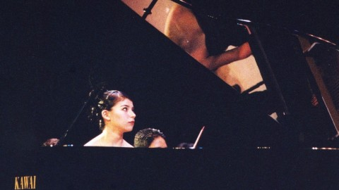 """Concert at Bourges Auditorium, France / February  13 / 8pm – Pianist Ana Cristina Domínguez Couturier premieres """"En-Fa"""" for Piano and Tape"""
